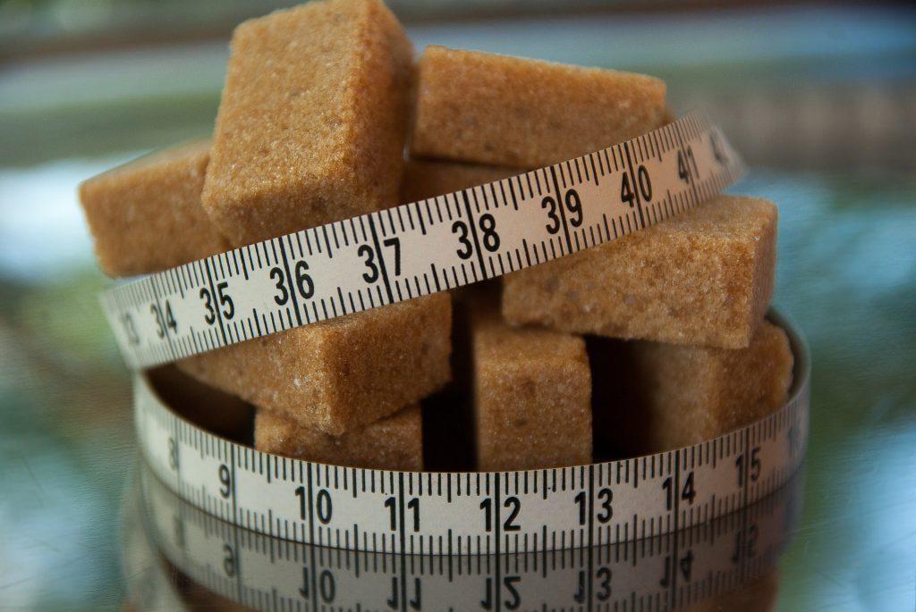 Consumo azúcar dieta sana
